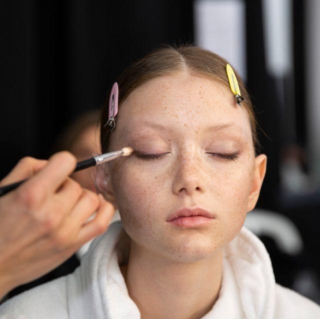 Face, Hair, Eyebrow, Cheek, Nose, Skin, Lip, Head, Forehead, Eyelash,