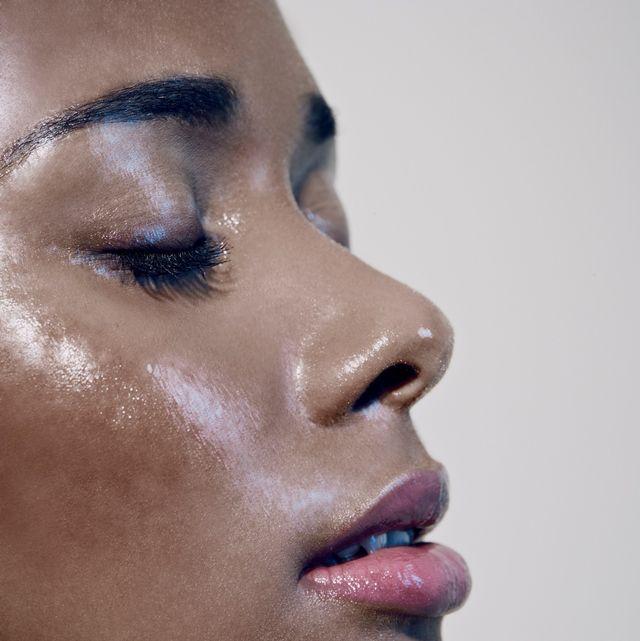 Face, Nose, Lip, Cheek, Skin, Eyebrow, Chin, Close-up, Head, Beauty,