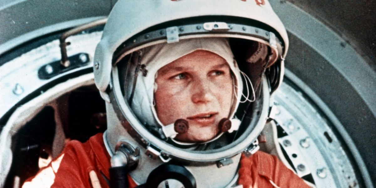 Storia della prima donna nello spazio, Valentina Tereškova