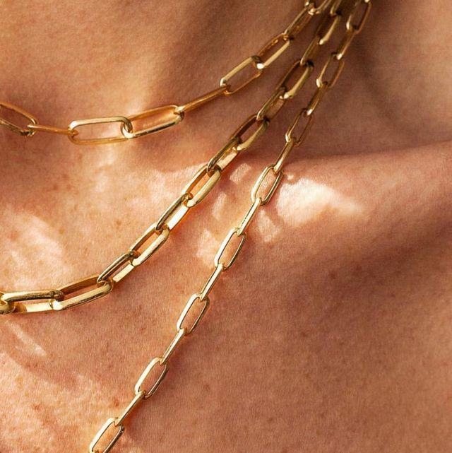 collane piccole oro