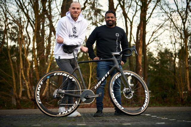 bicycling, wielrennen, fietsen, kleding, cyclegear, lars boom, kledinglijn, bram berkien