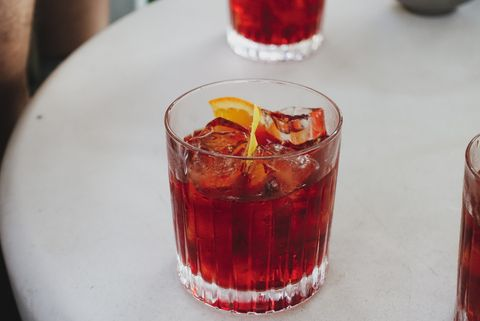 cocktail low alcol