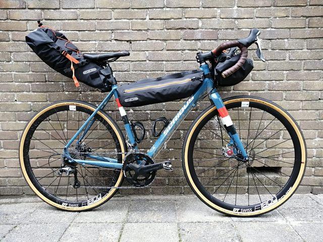 ortlieb bike packing tassen