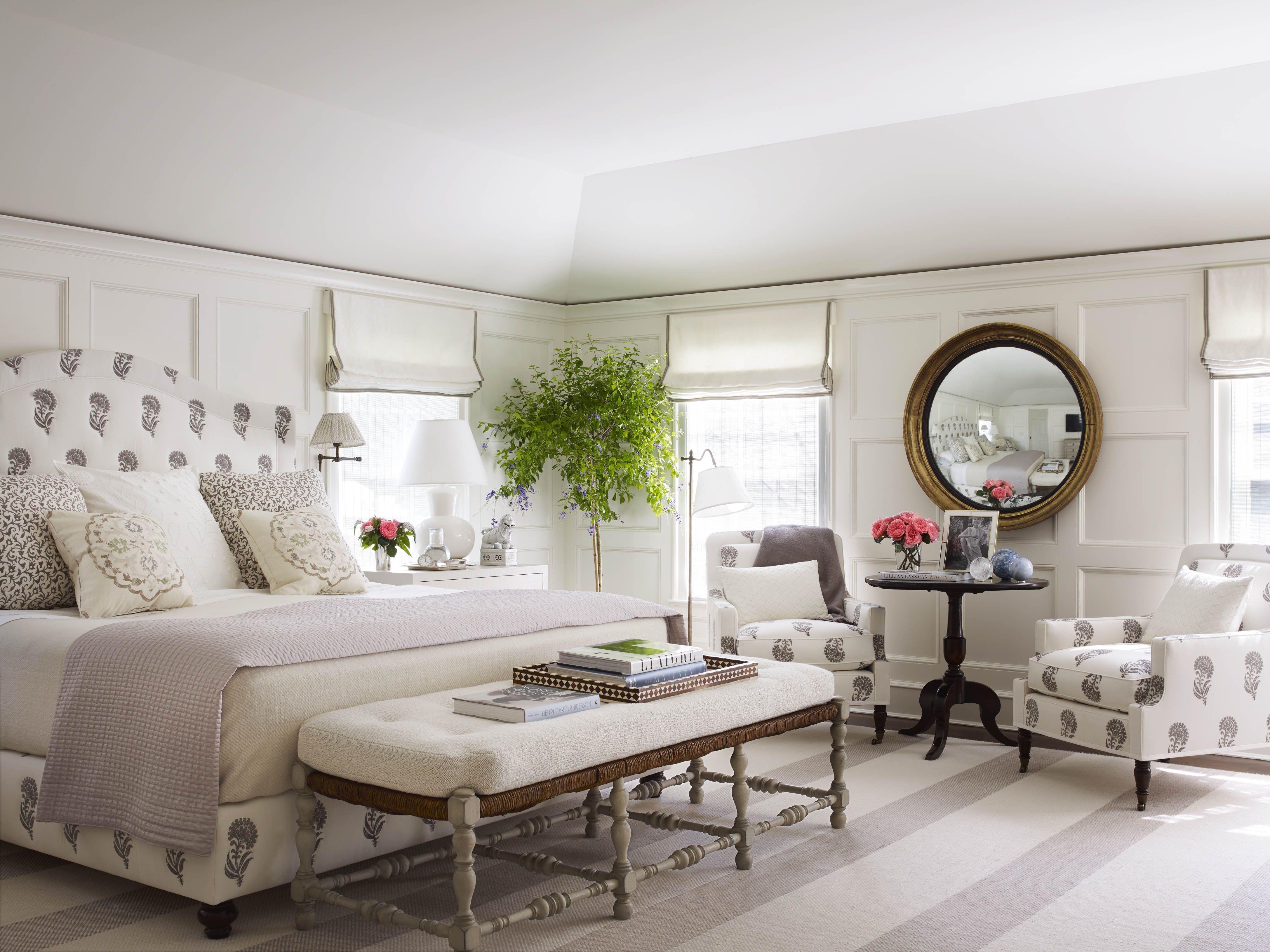 18 White Bedroom Ideas   Luxury White Bedroom Designs And Decor