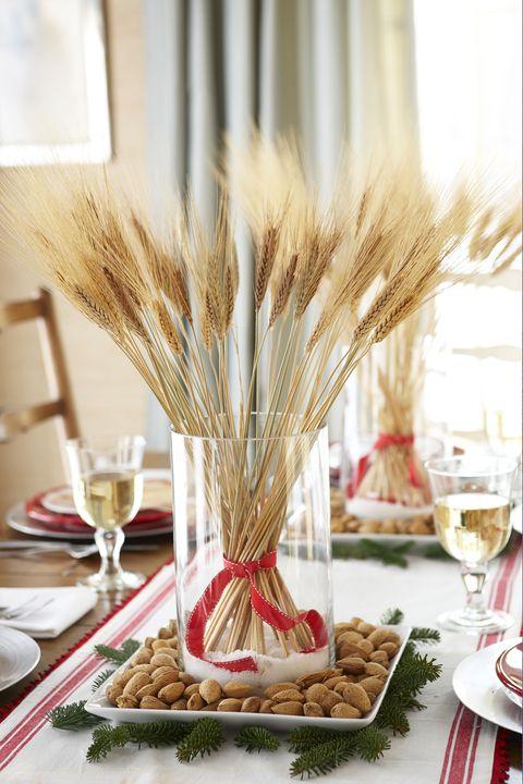 40 DIY Christmas Table Settings and Decorations ... - photo#24