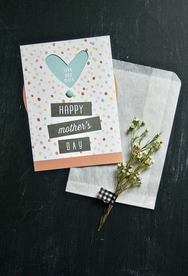 Phenomenal 20 Diy Mothers Day Cards Homemade Mothers Day Cards Personalised Birthday Cards Rectzonderlifede