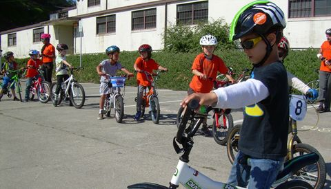 Wheel Kids Bicycle Club in San Francisco, Ages 5-15