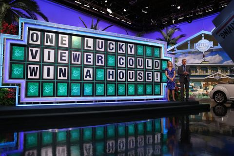 Wheel of Fortune giving away a home