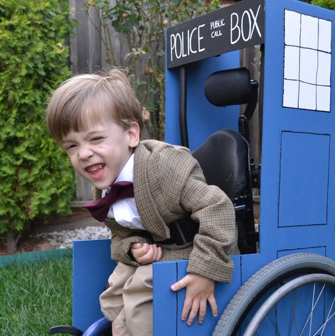 dr who wheelchairadaptive costume