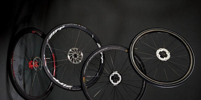 disc-brake road wheels
