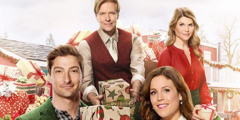 when calls the heart christmas movie 2018 hallmark channel - The Christmas Gift Movie Cast
