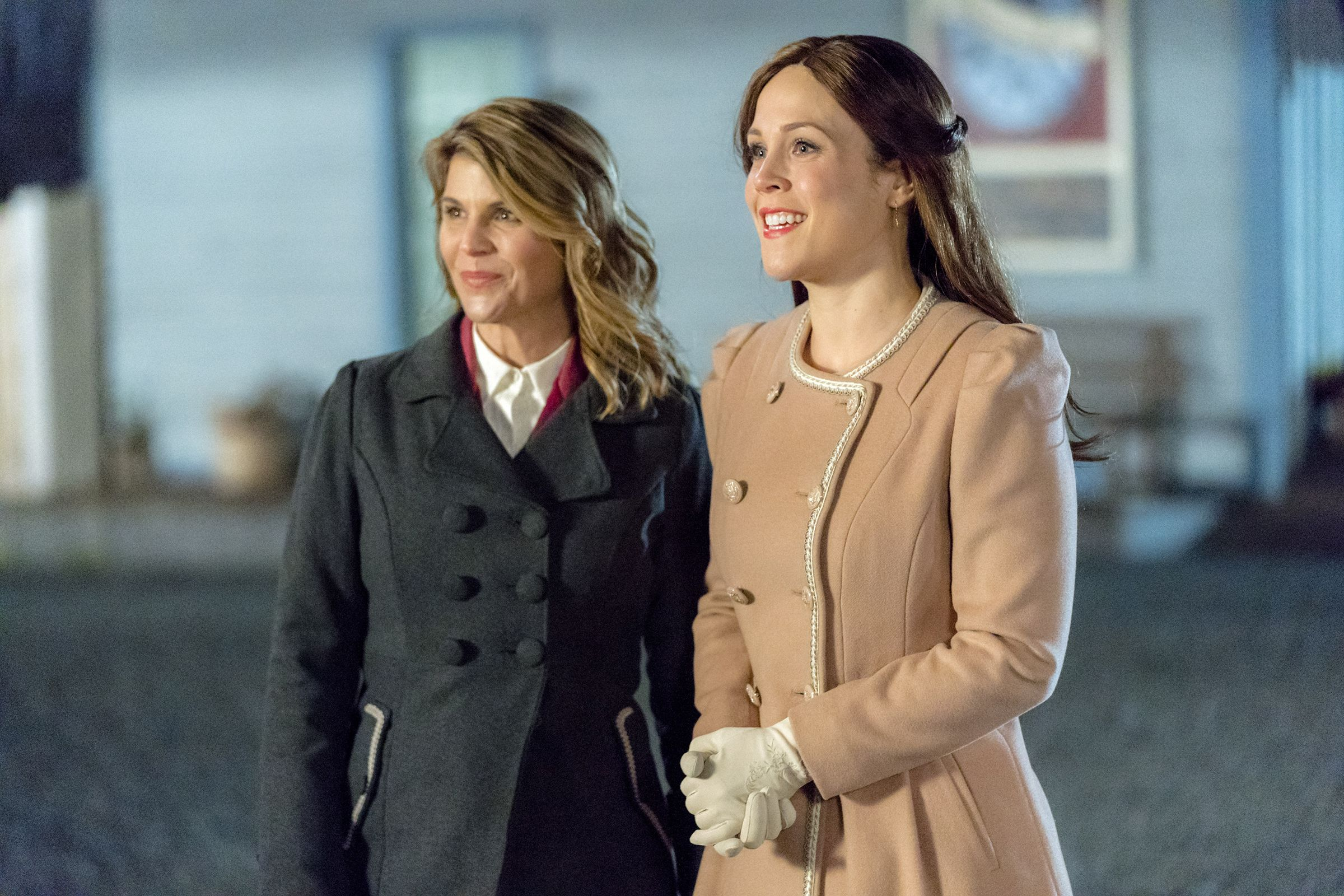 Hallmark Announces 'When Calls the Heart' Is on 'Hiatus' in Wake of Lori Loughlin Scandal