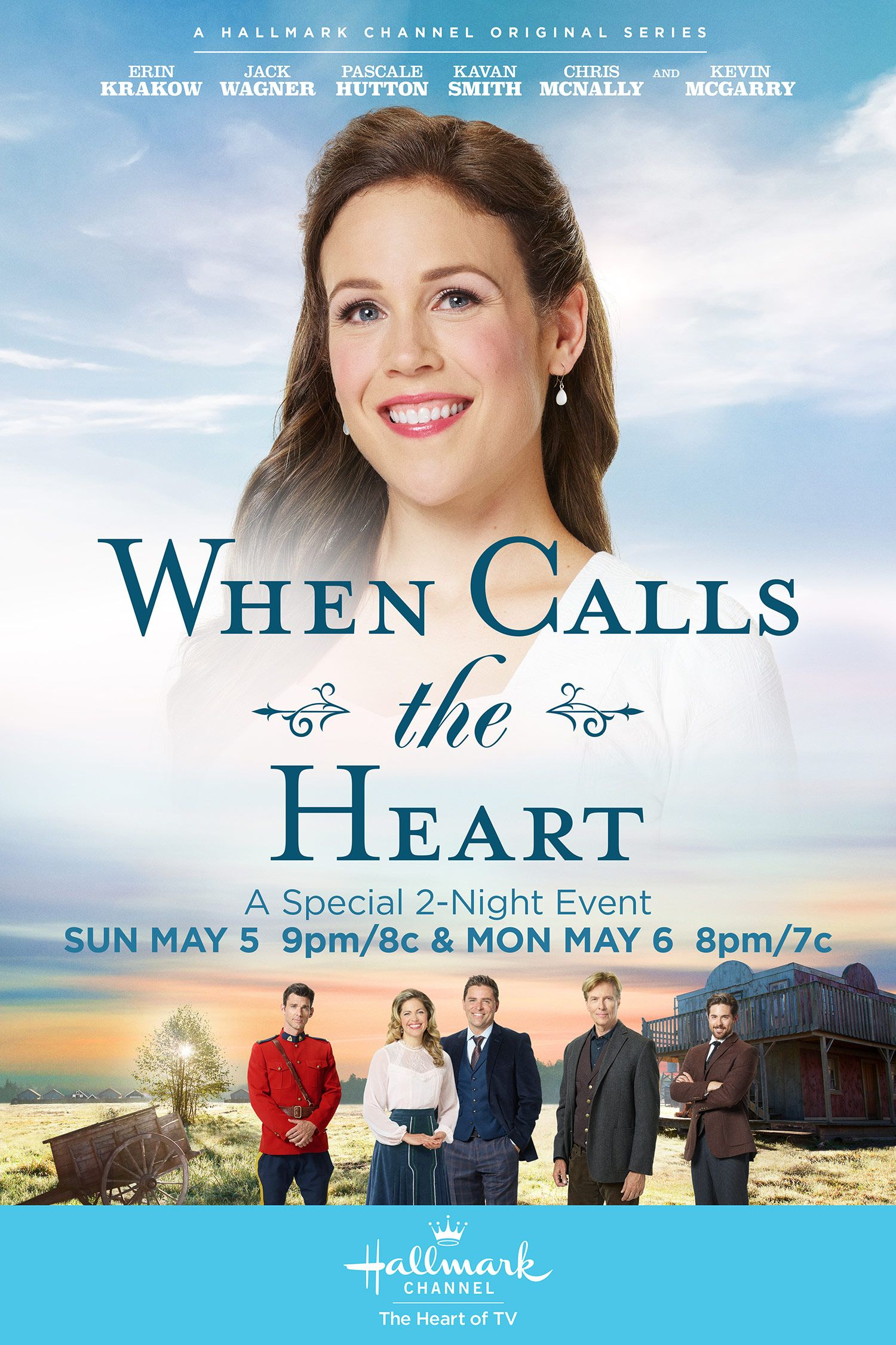 'When Calls the Heart' Removed Any Trace of Lori Loughlin in This New Poster