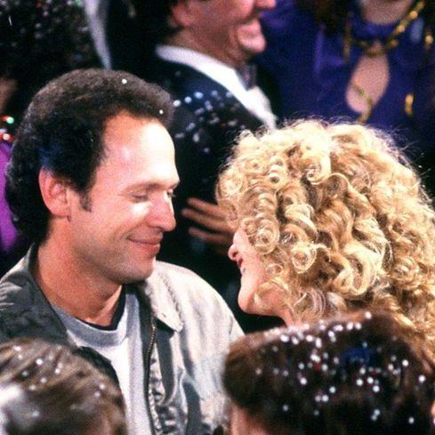 映画『恋人たちの予感』のハリーとサリーの大晦日でのワンシーン