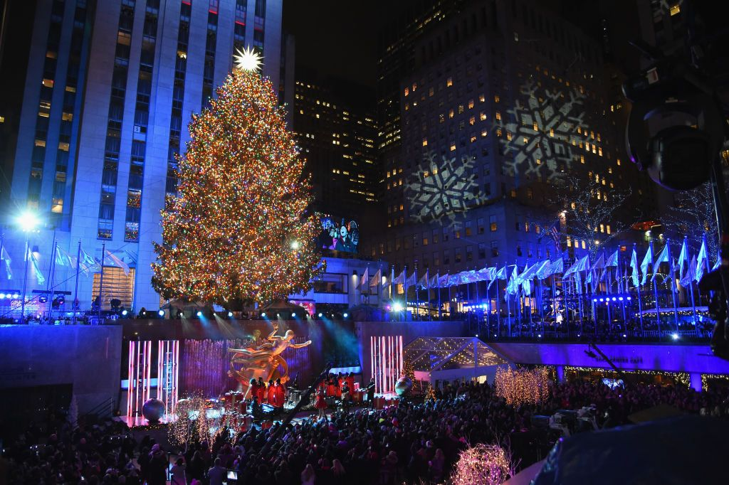 when is the 2019 rockefeller center christmas tree lighting on nbc when is the 2019 rockefeller center