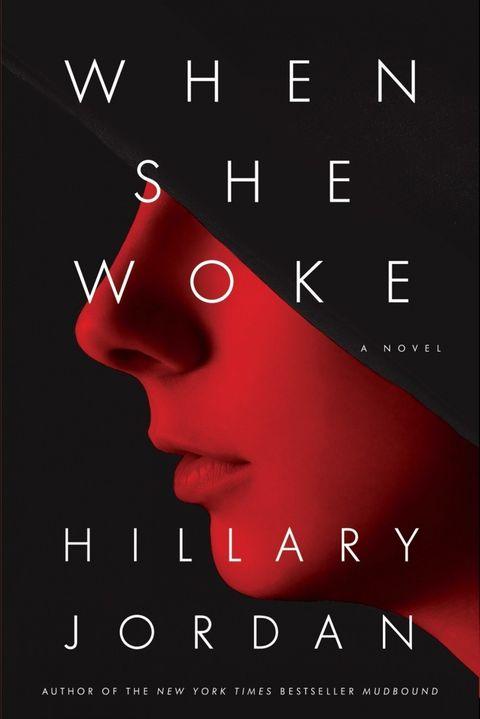 when she woke book