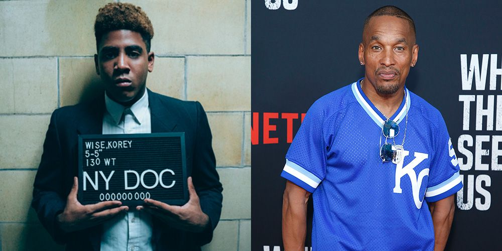 What the Stars of When They See Us Look Like Compared to Their Real-Life Counterparts