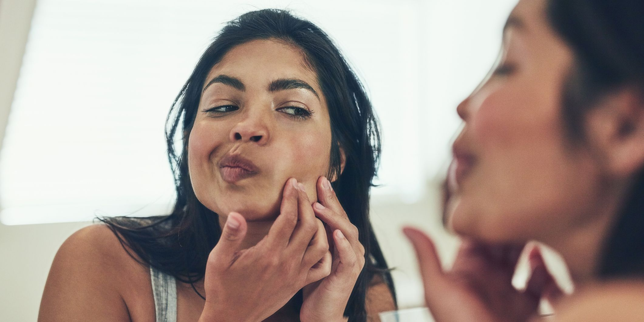 Why You Get Chin Acne and How To Fix It - Women's Health UK