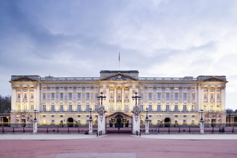 Queen Elizabeth And Prince Philip S Main Residence