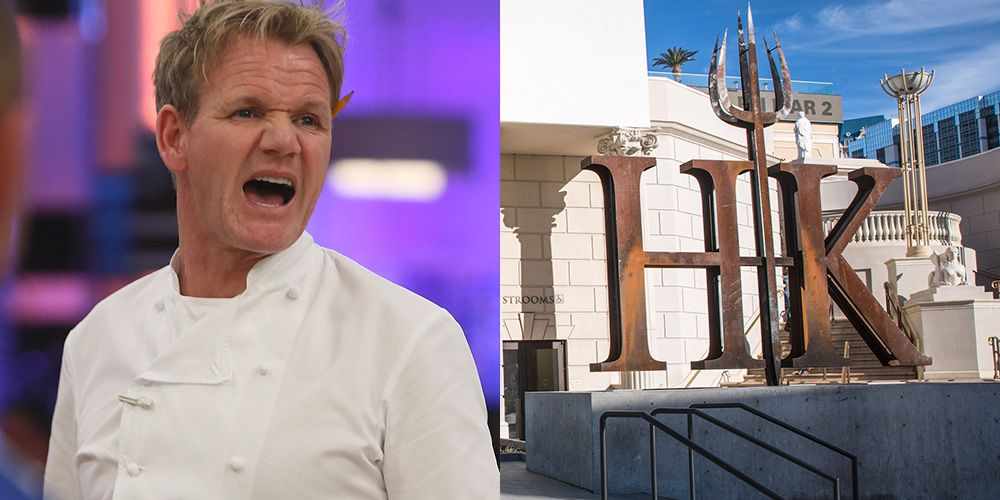 Where Is Hell S Kitchen Filmed How To Eat At Gordon Ramsay S Hell S Kitchen Restaurant