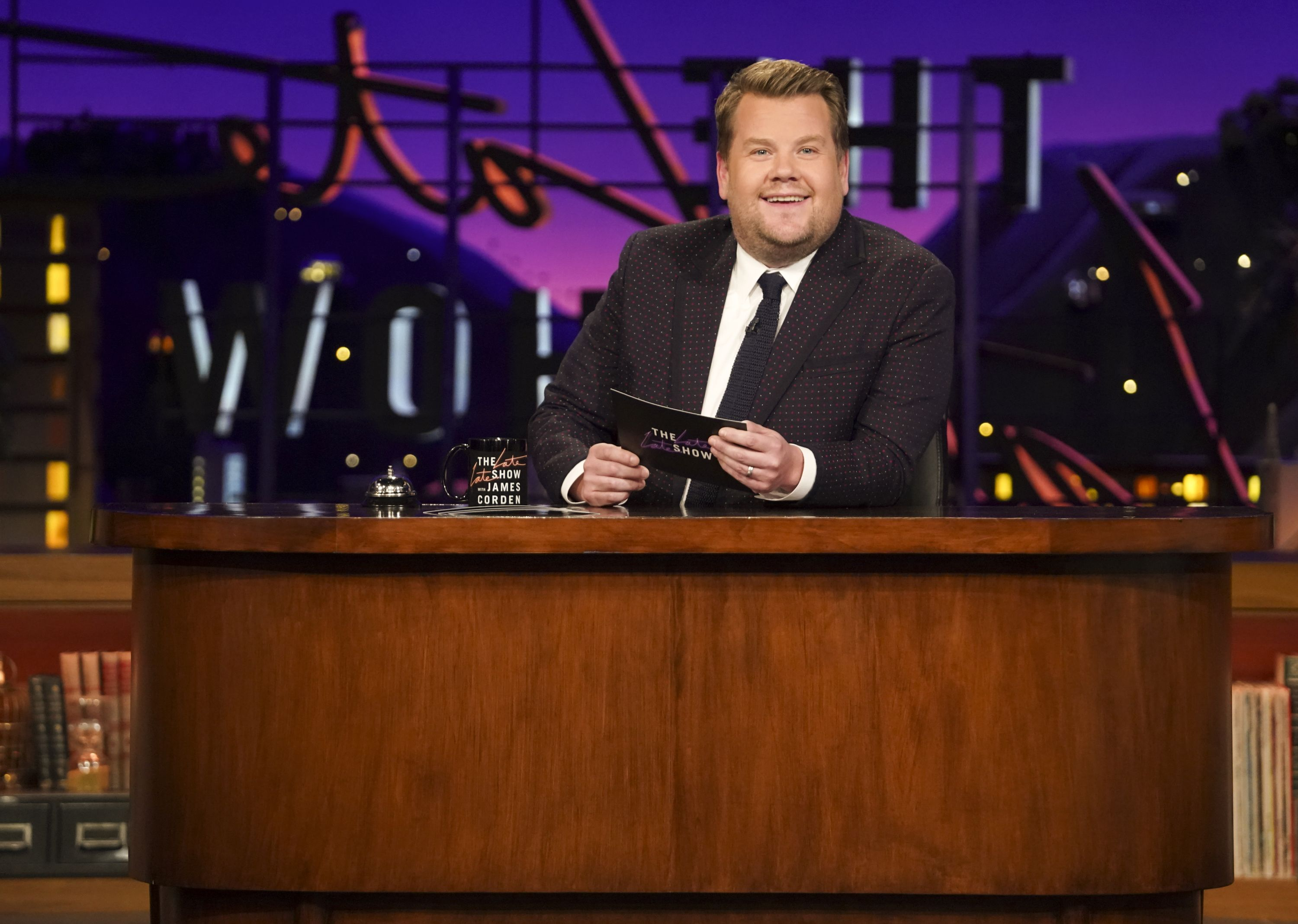 Where Is James Corden? Here's What He Said About Not Being on 'The Late, Late Show'