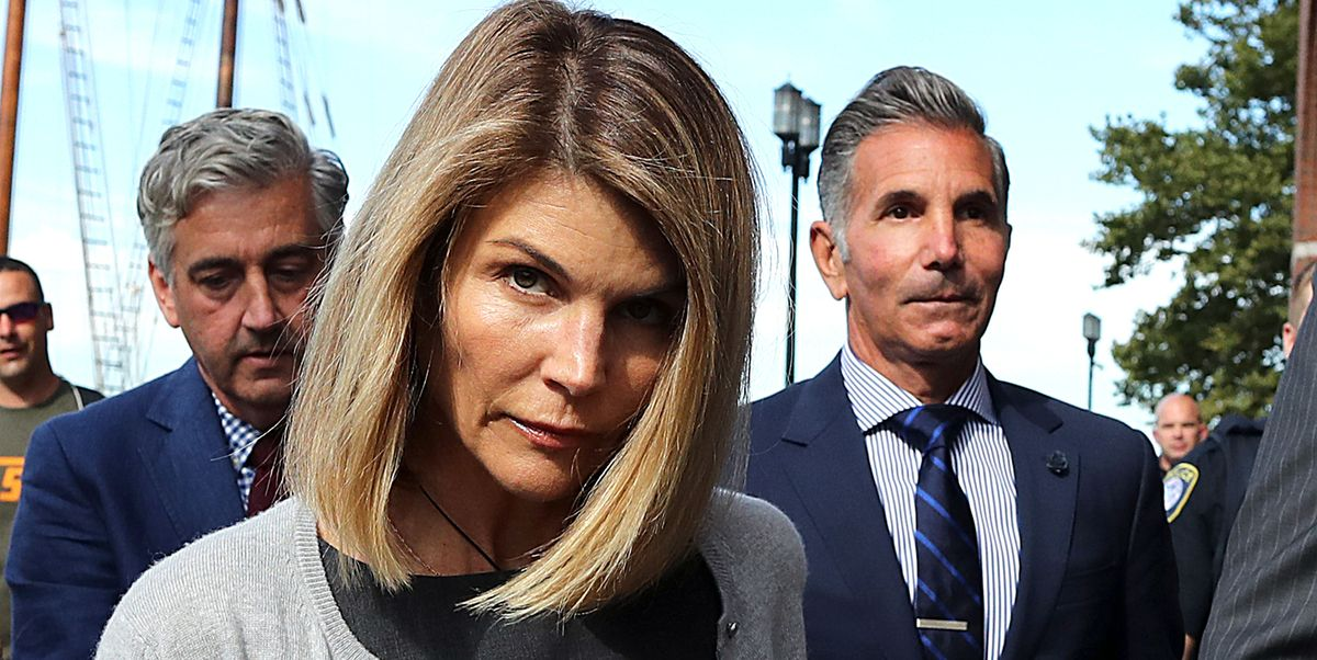 Lori Loughlin and Mossimo Giannulli Have Both Been Sentenced in the College Admissions Scandal
