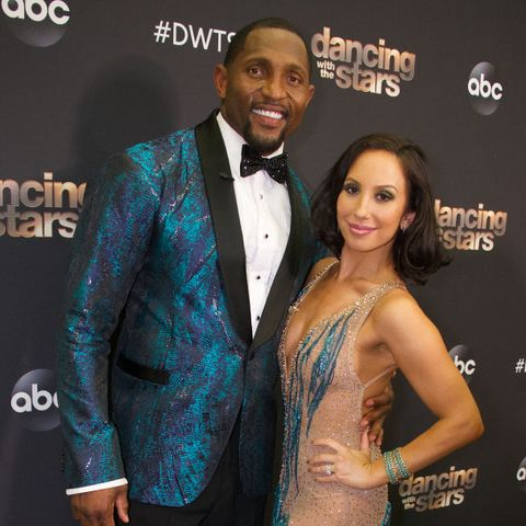 where is ray lewis dancing with the stars