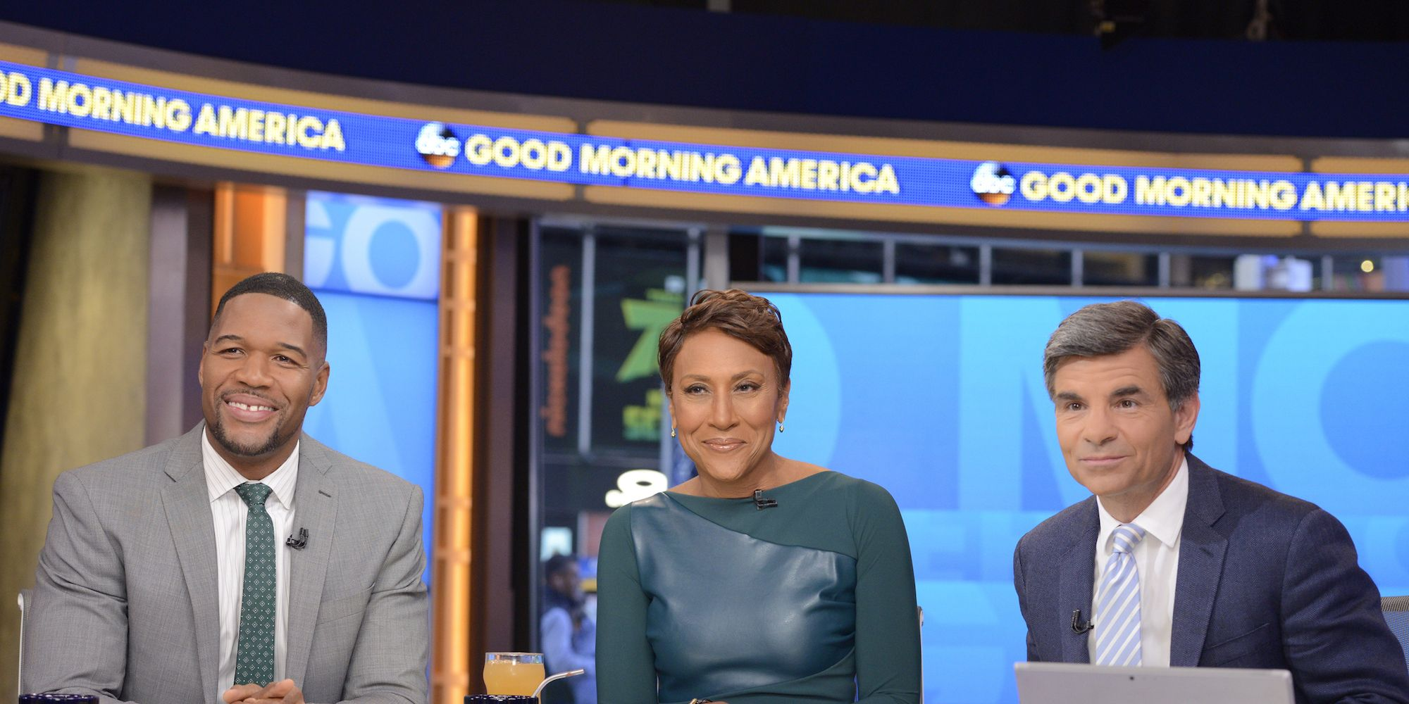 "ABC's ""Good Morning America"" - 2018"