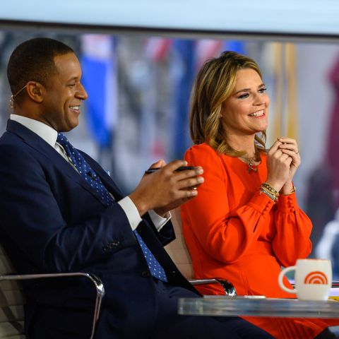 Where Is Savannah Guthrie From The Today Show What Happened To Savannah Guthrie When Will She Return