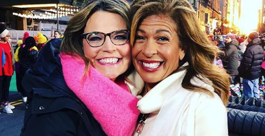'Today' Star Hoda Kotb Delivers an Important Update About Savannah Guthrie's Surgery
