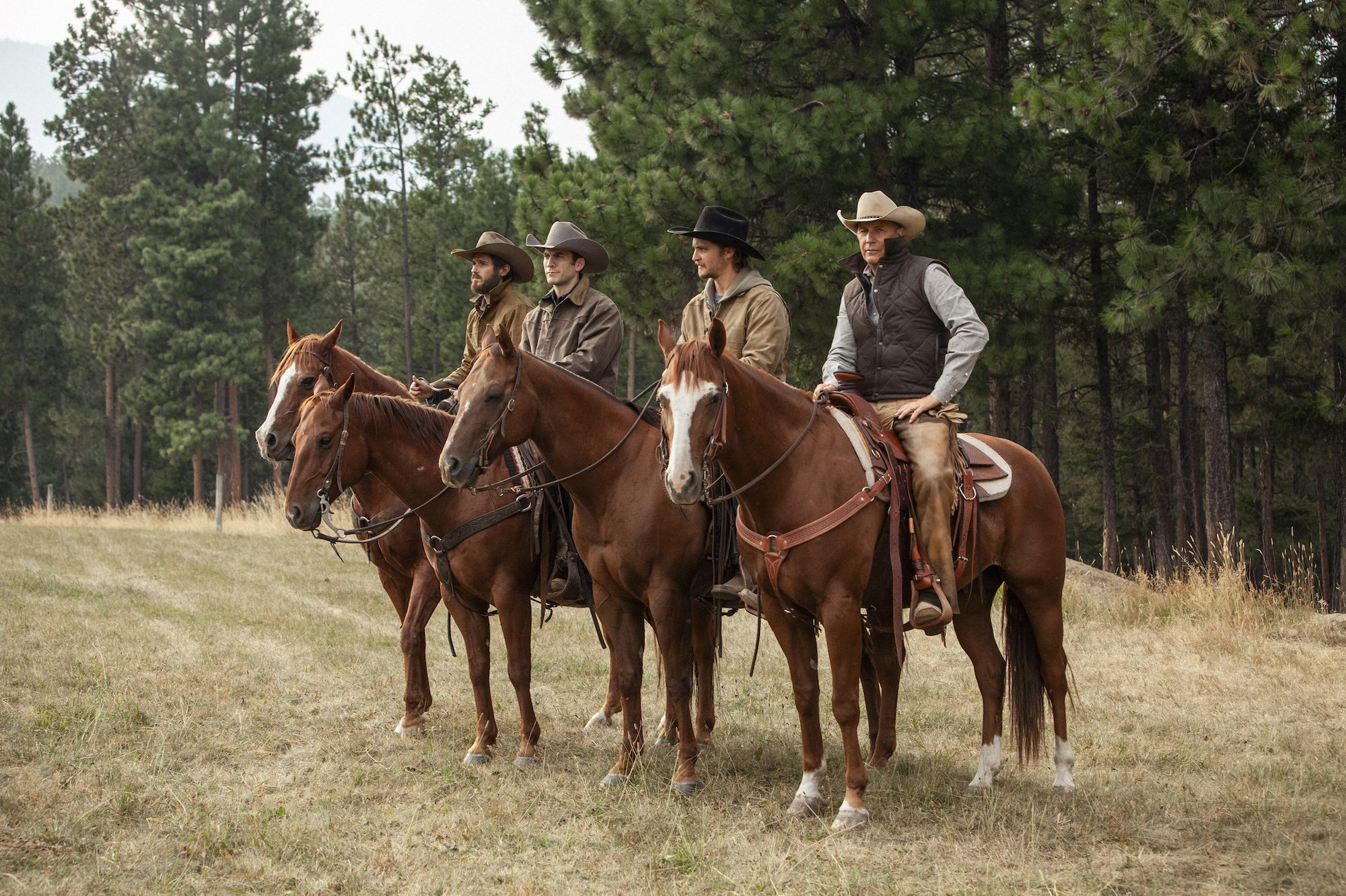 Where Is 'Yellowstone' Filmed? See the Real Reach from Kevin