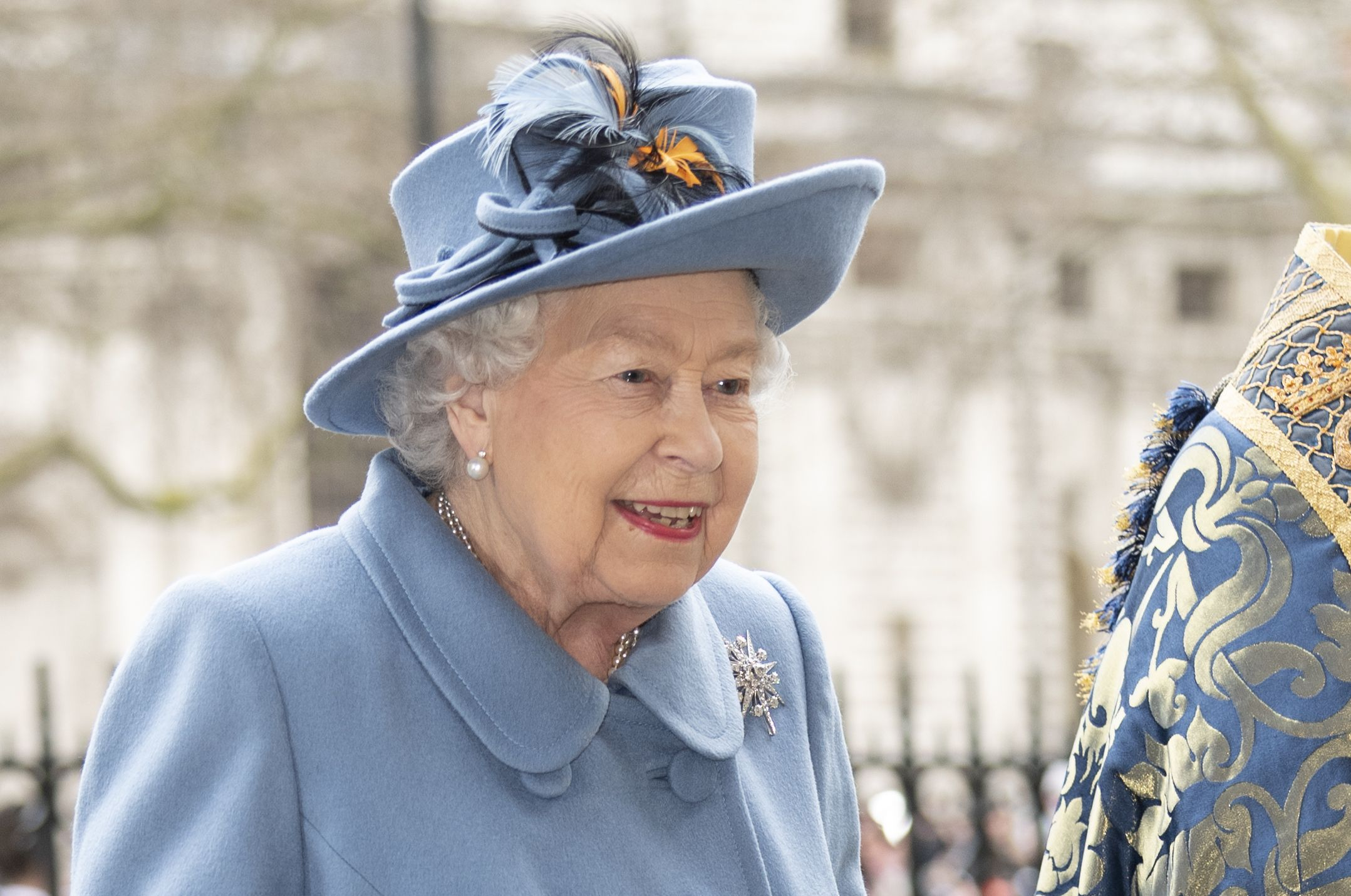The Queen is apparently isolating with 22 others in lockdown
