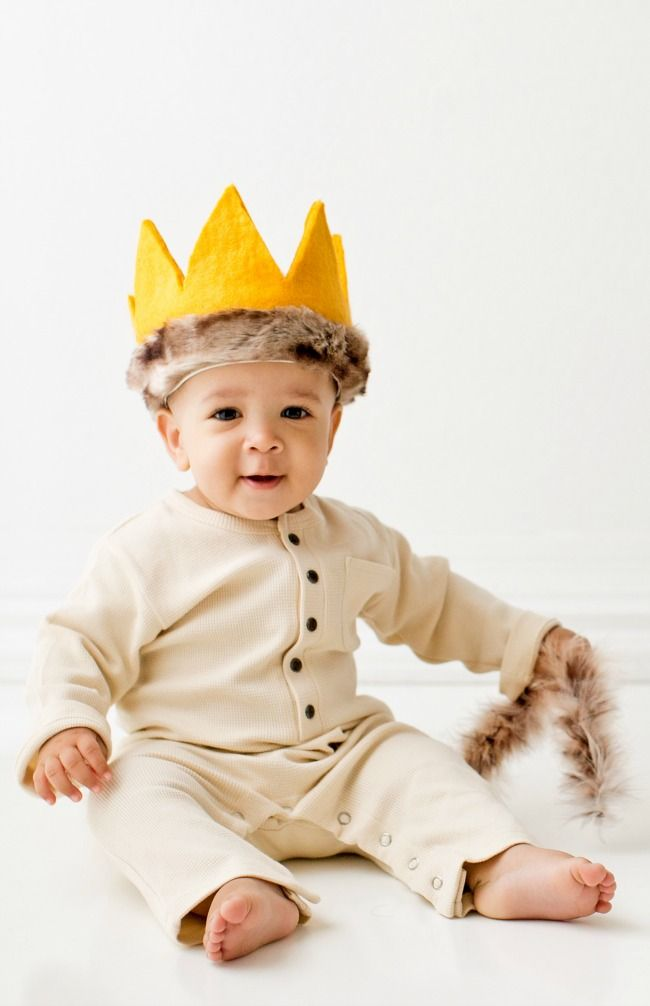 Brand New Silly Strongman Infant Costume