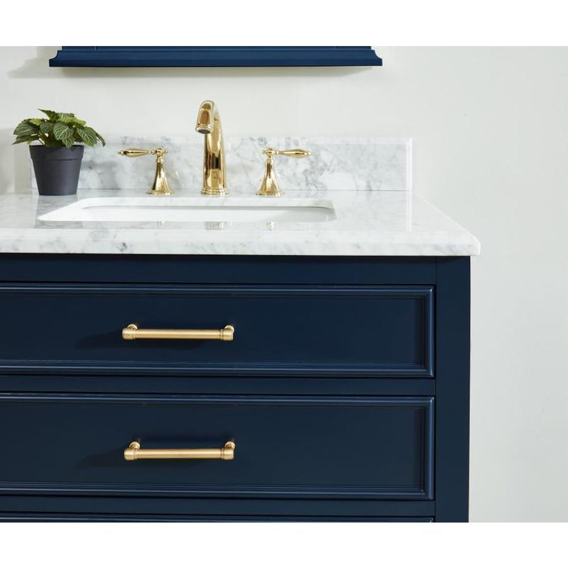 Country Living Magazine & Where to Buy Bathroom Vanities on Every Budget