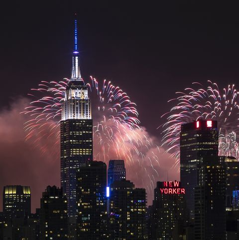Where and When to Watch Macy's 4th of July Fireworks - What Time Does the 2019 Show Start?
