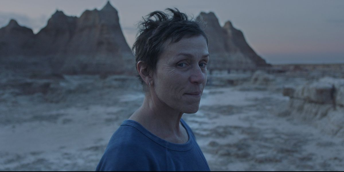 Here's Where to Watch and Stream the Golden Globe-Nominated Movie 'Nomadland'