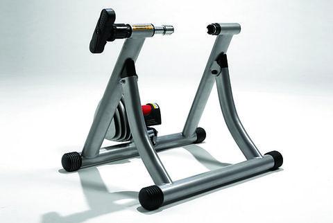 Bike rollers.