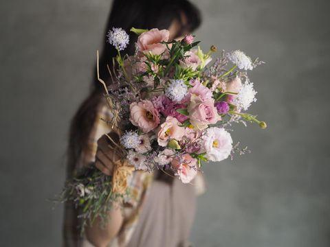植感系防疫part2!給新手的「單堂線上花藝課花材包推薦」在家也能打造療癒永生花束