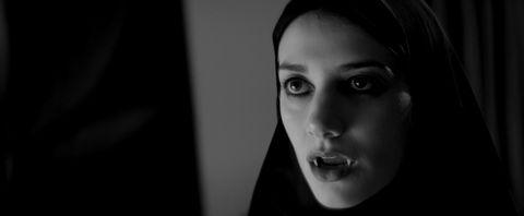 Face, Black, White, Eyebrow, Nose, Lip, Head, Portrait, Monochrome, Eye,