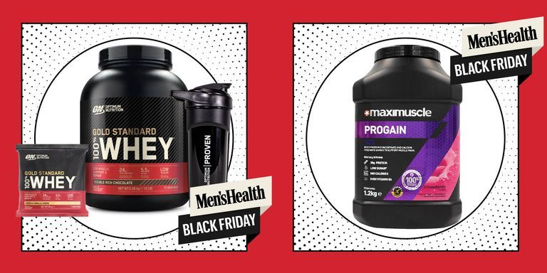The Best Black Friday Deals on Whey Protein, Vegan Protein, Supplements and Bars