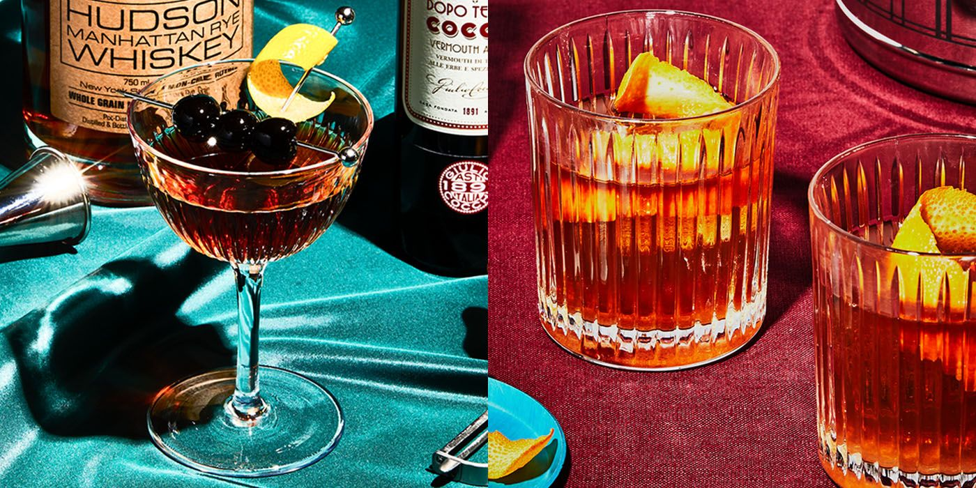 How to Make 20 Very Good, Very Classic Whiskey Cocktails