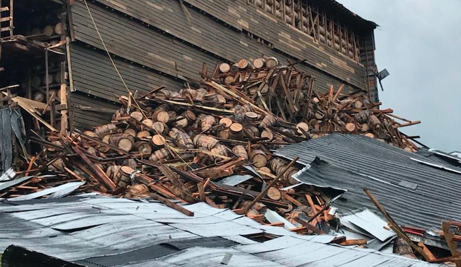 20,000 Barrels of Kentucky Bourbon Were Dumped After Barton