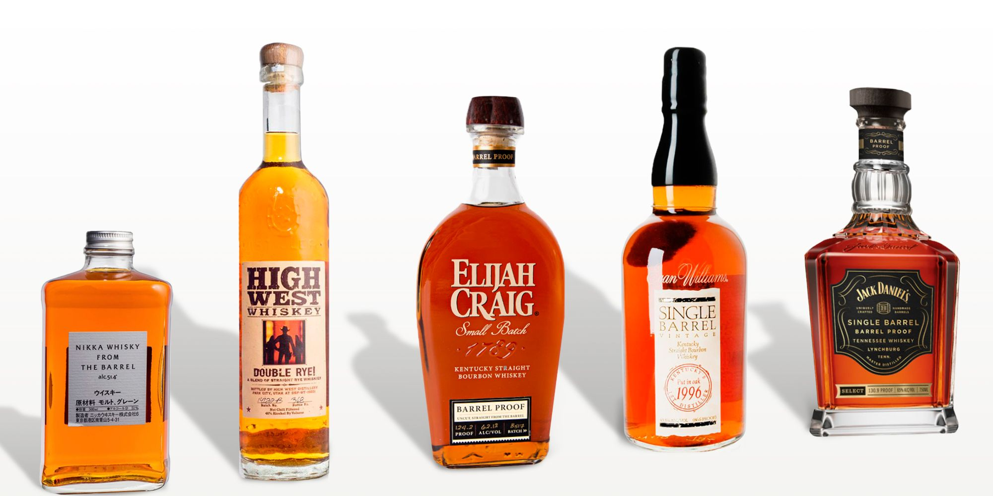 Whiskies To Try