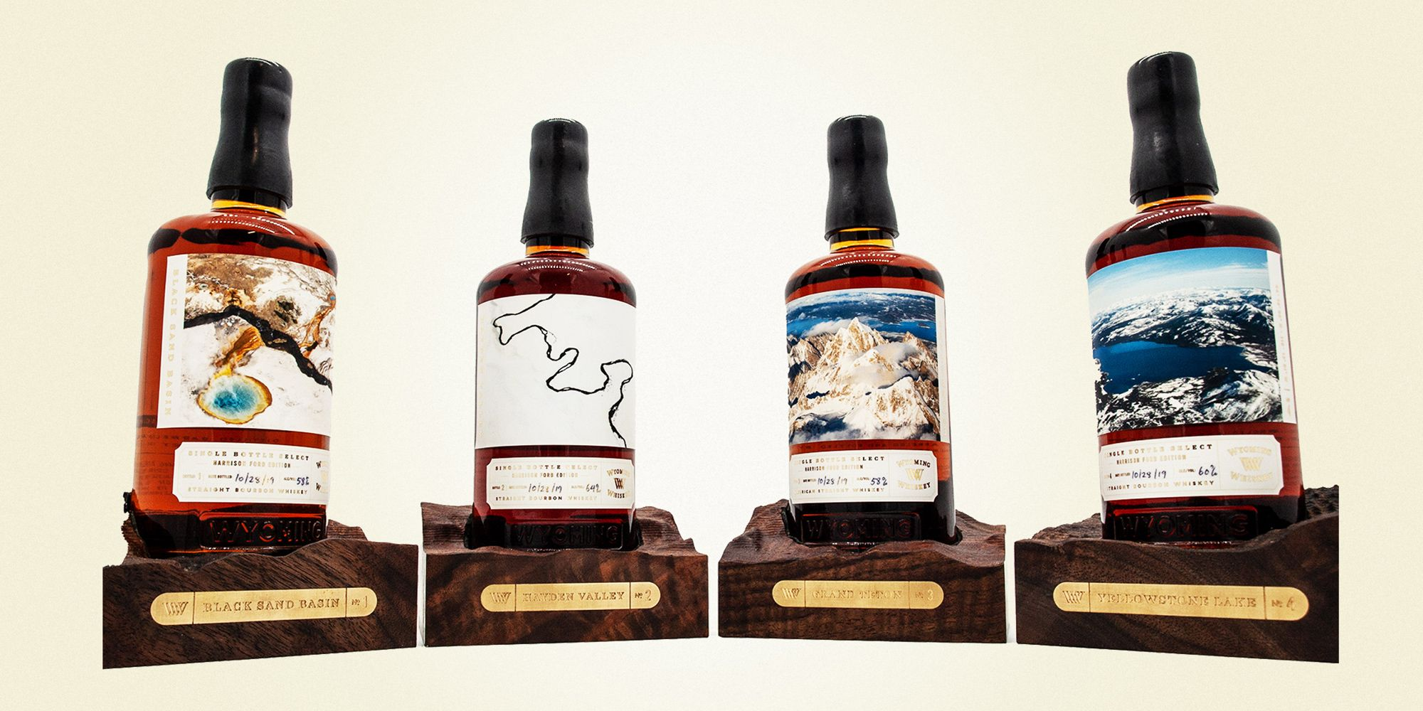 Wyoming Whiskey Is Auctioning Off Bottles to Support the National Parks
