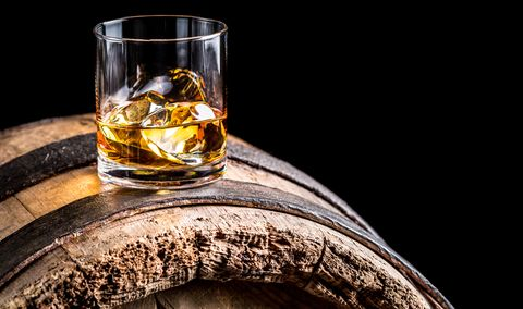 Whisky cask strength