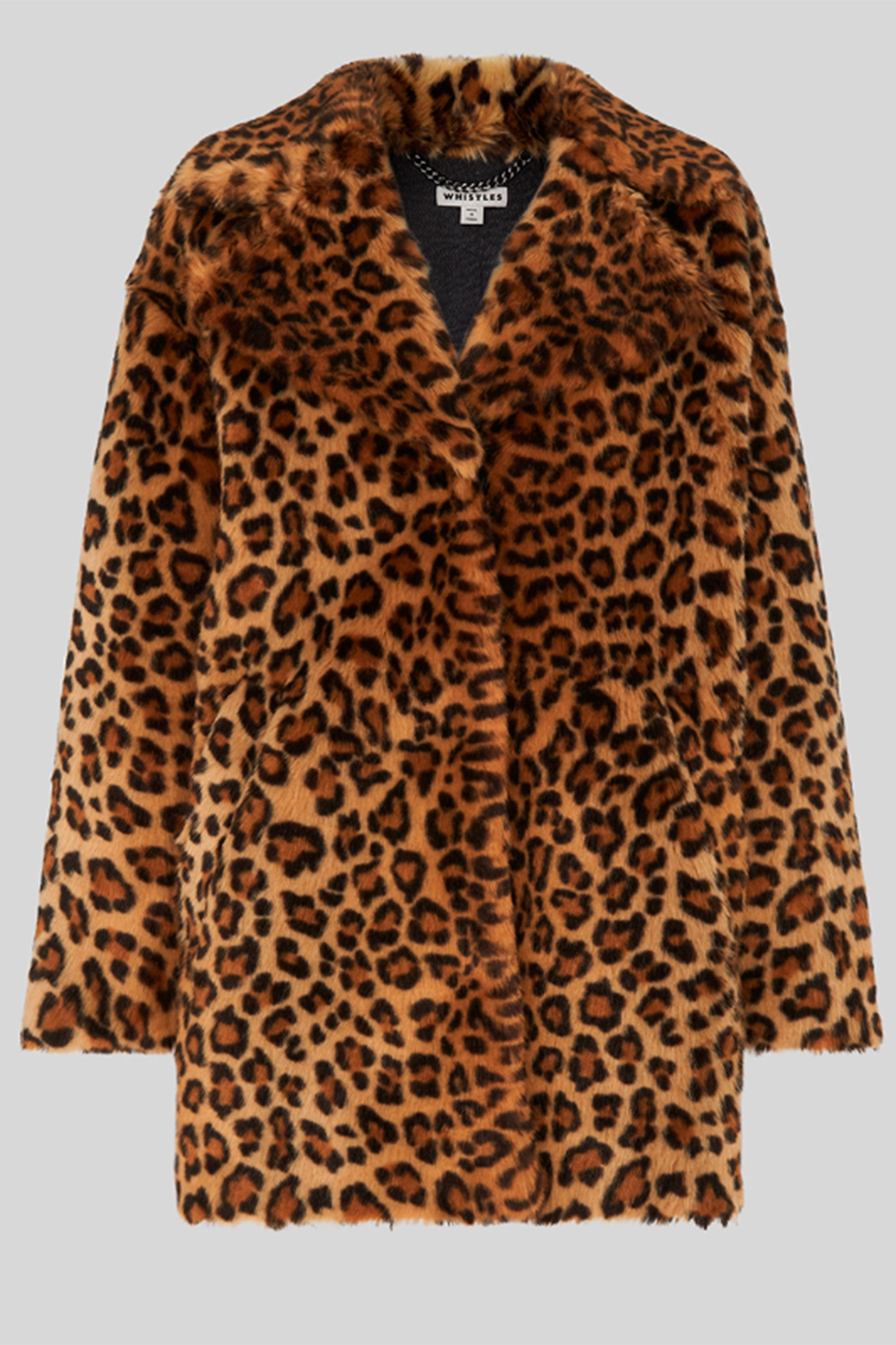 17ffc26f77 The best leopard-print coats to buy this winter – Leopard coats to wear  autumn winter 2018