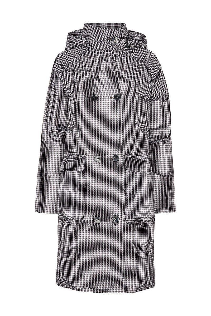 Long puffa coat - puffer coat women