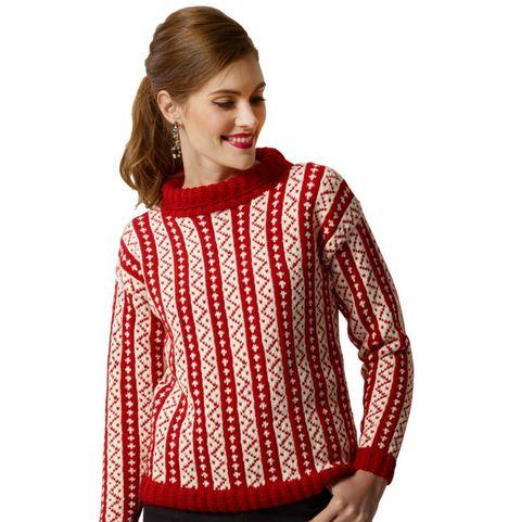 Christmas jumper pattern