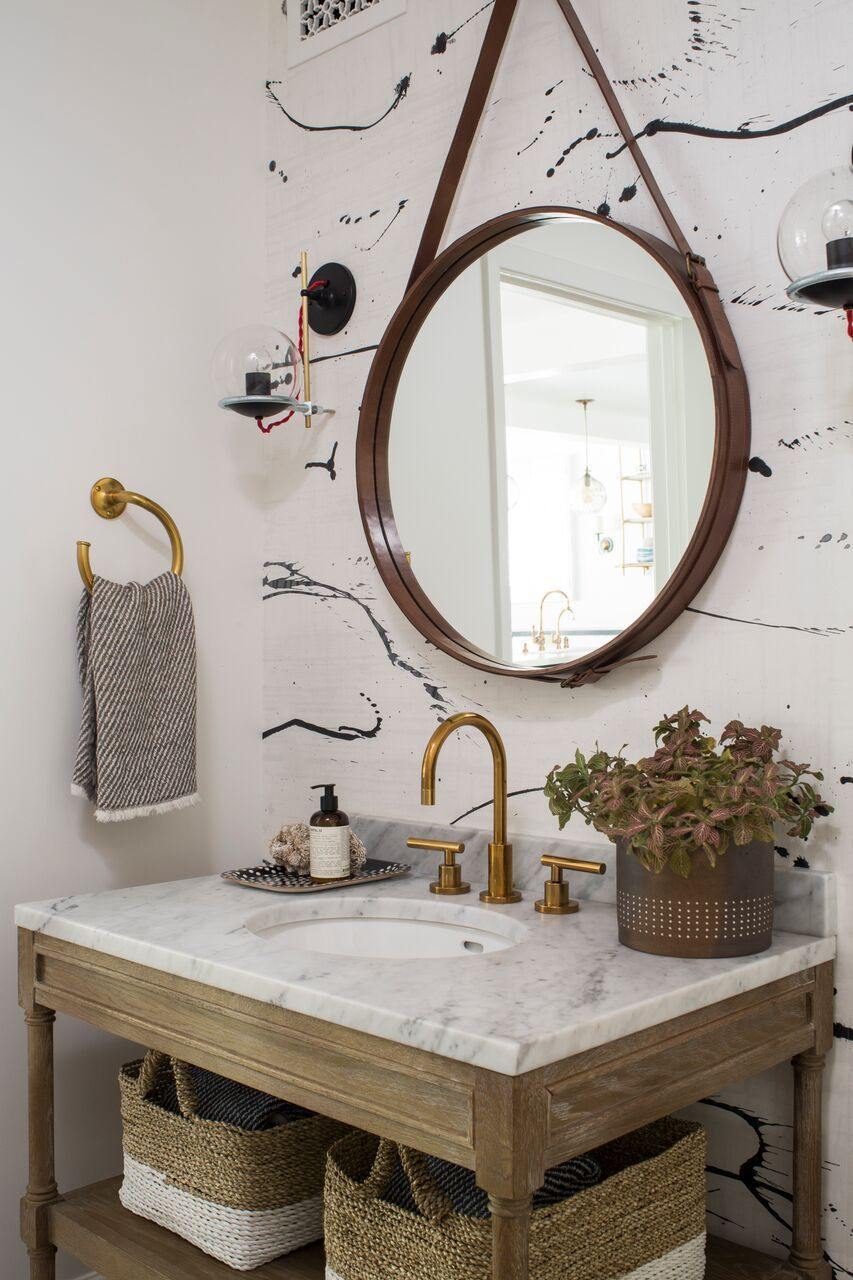 12+ Stunning White Bathrooms - How to Use White Tile and Fixtures