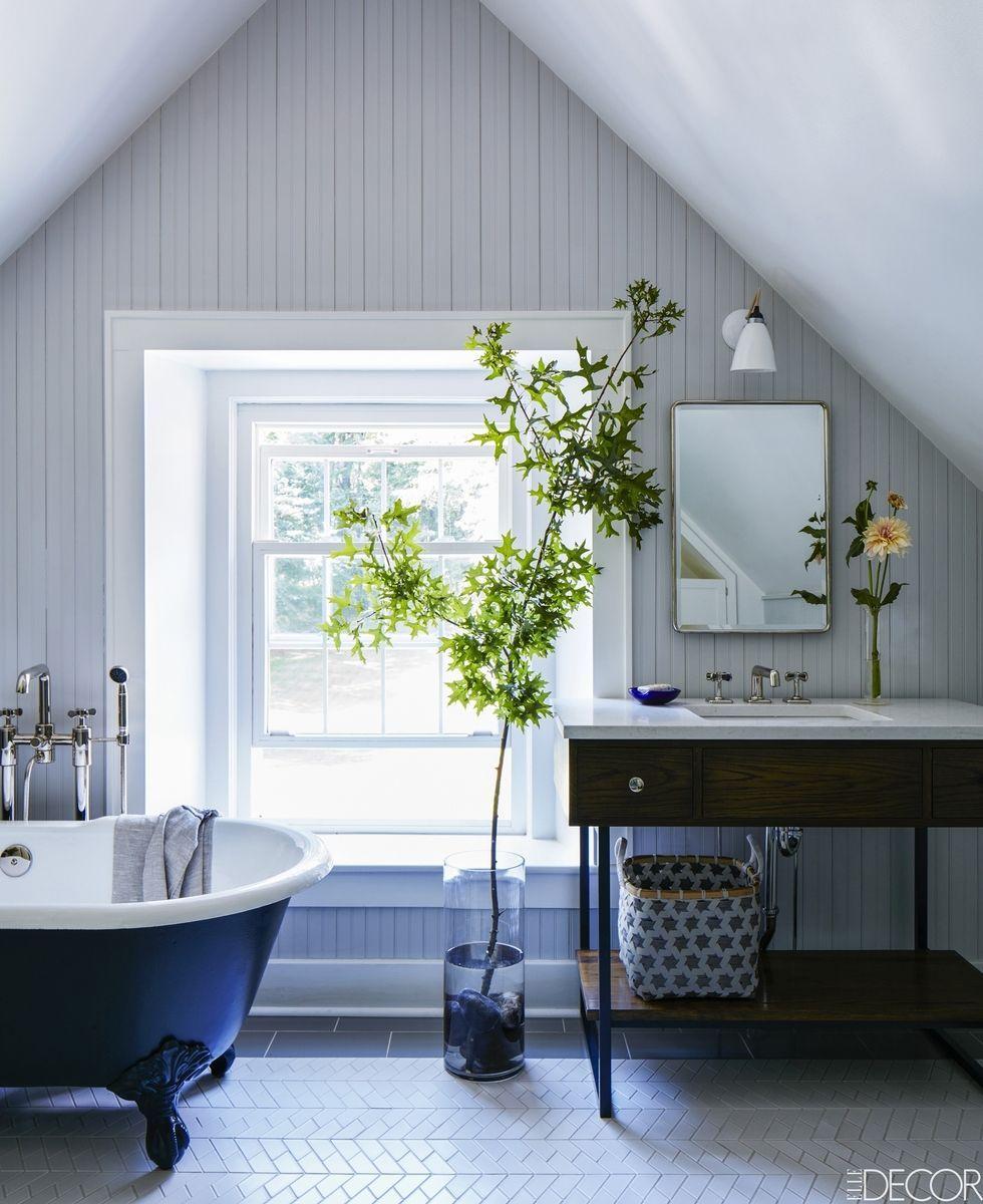 Marvelous White Bathrooms